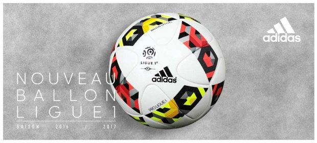 ballon ligue 1 2017