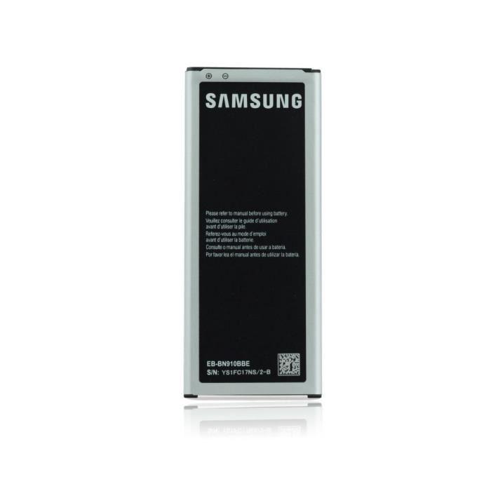 batterie note 4