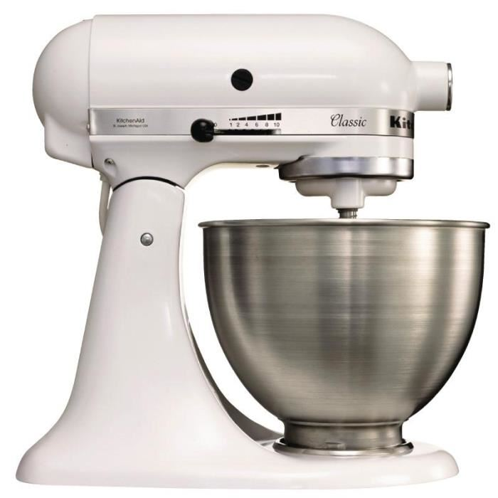 batteur kitchenaid