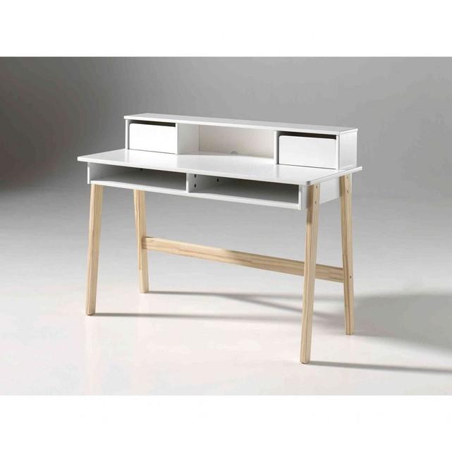 bureau blanc