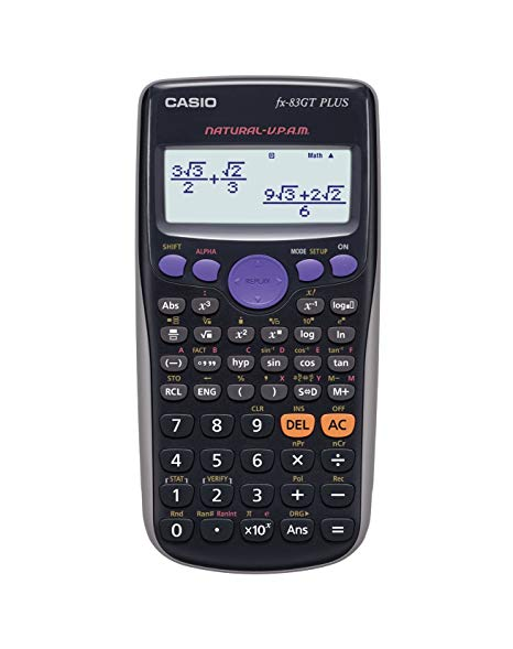 calculatrice scientifique casio