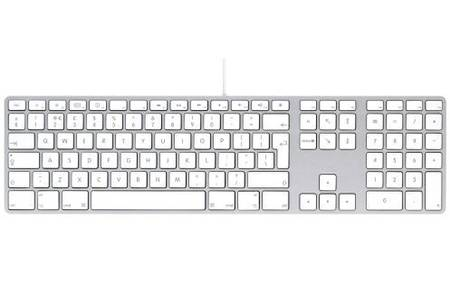 clavier filaire mac