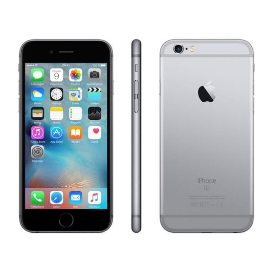 iphone 6 gris sideral