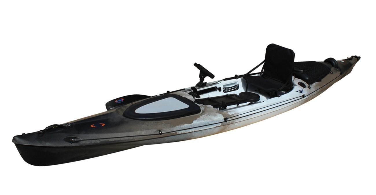 kayak peche