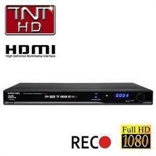 lecteur enregistreur dvd avec disque dur double tuner tnt hd