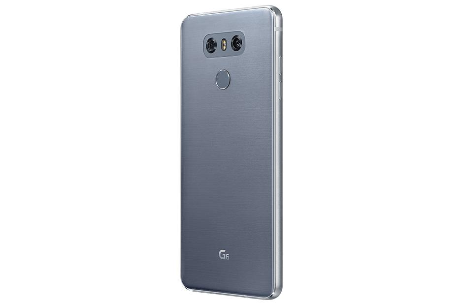 lg g6 bleu platinium