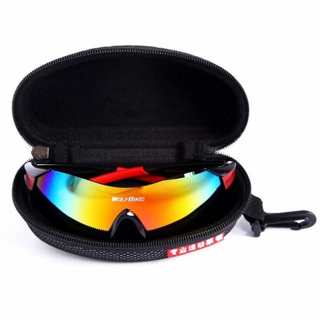 lunette velo