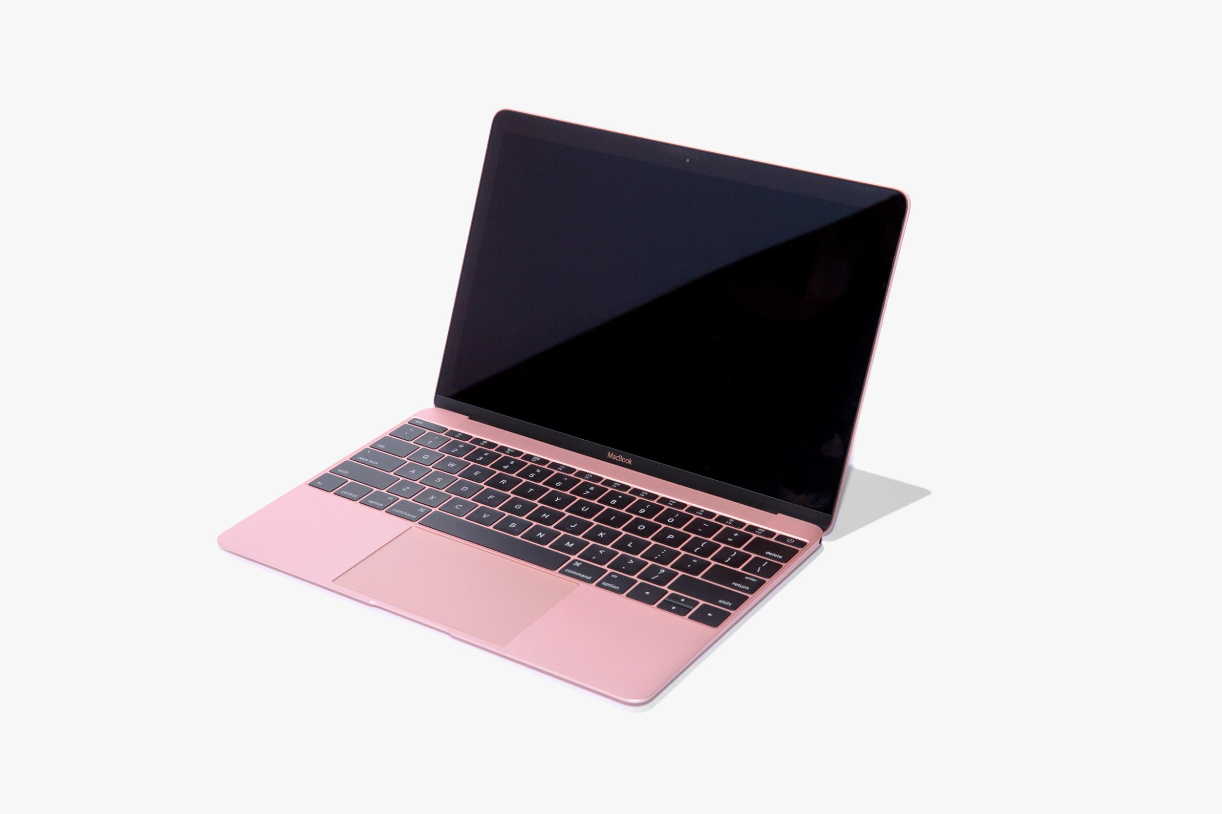 macbook rose