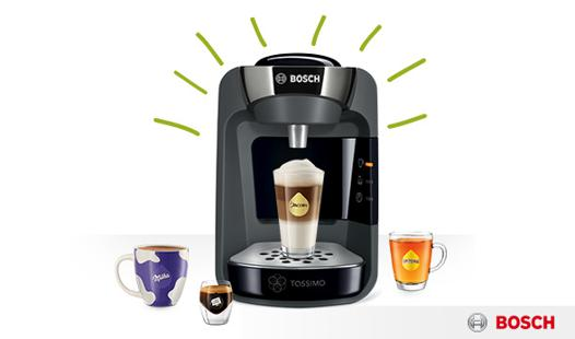 machine à café et thé