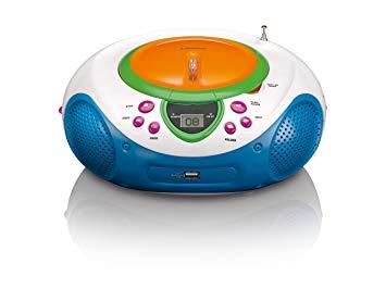 radio cd enfant