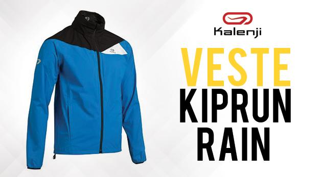 running veste pluie