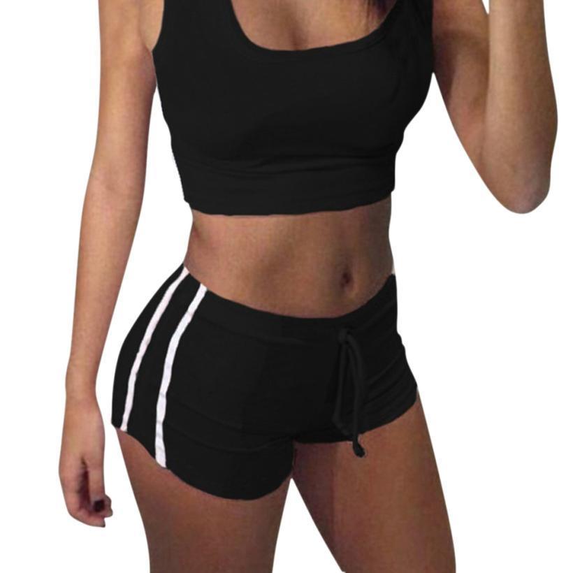 short fitness