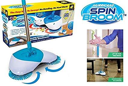 spin broom