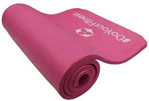 tapis de yoga épais
