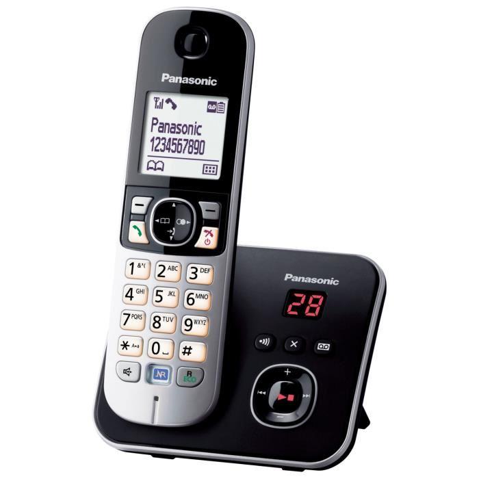 telephone repondeur sans fil