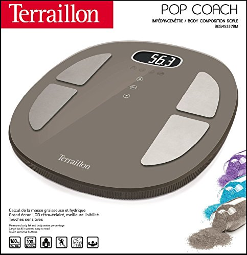 terraillon pop coach