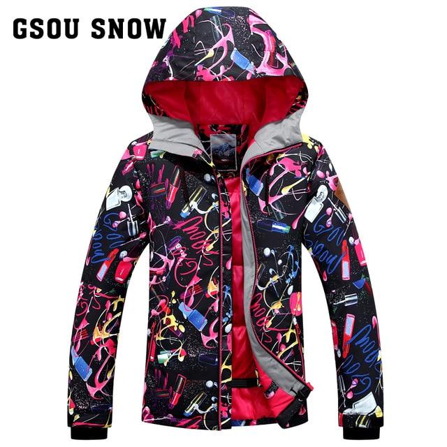 veste ski femme