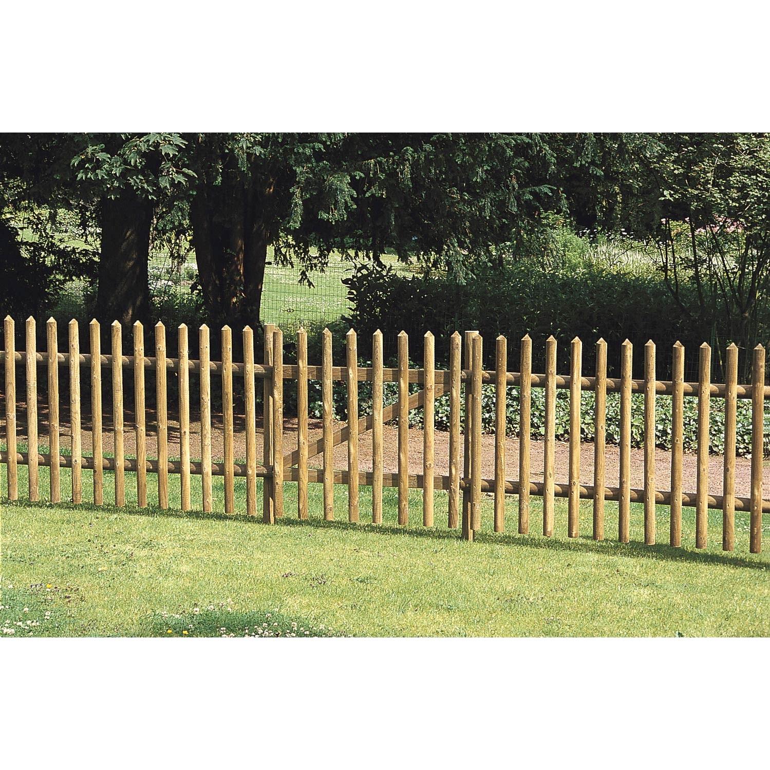 barriere bois