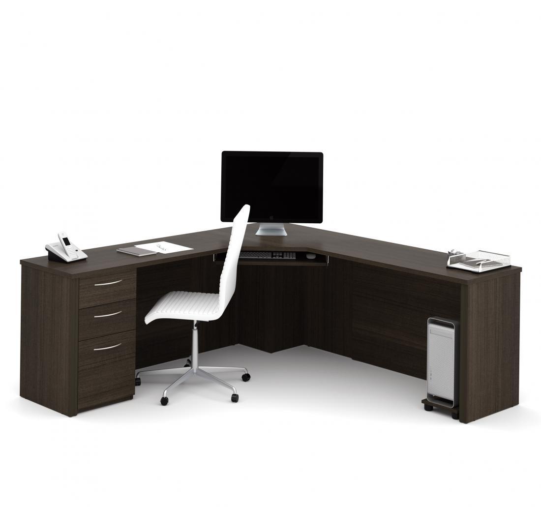 bureau en coin