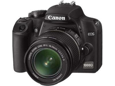 canon eos 1000d
