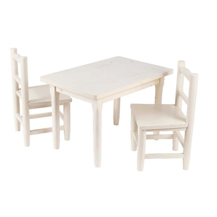 chaise et table enfant
