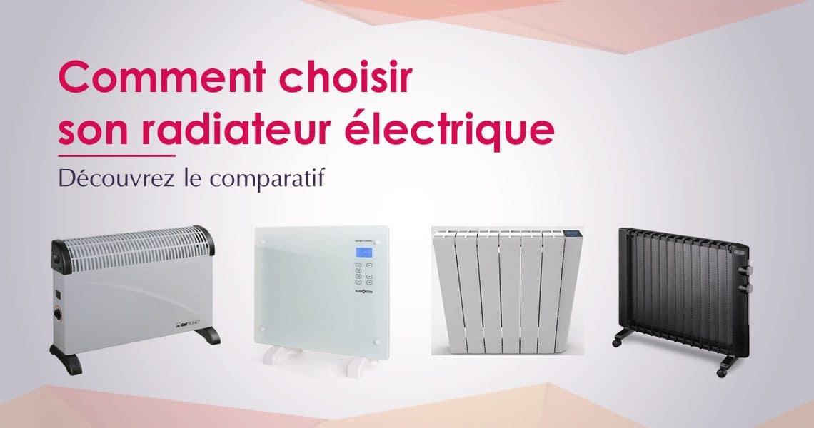 choix radiateur electrique