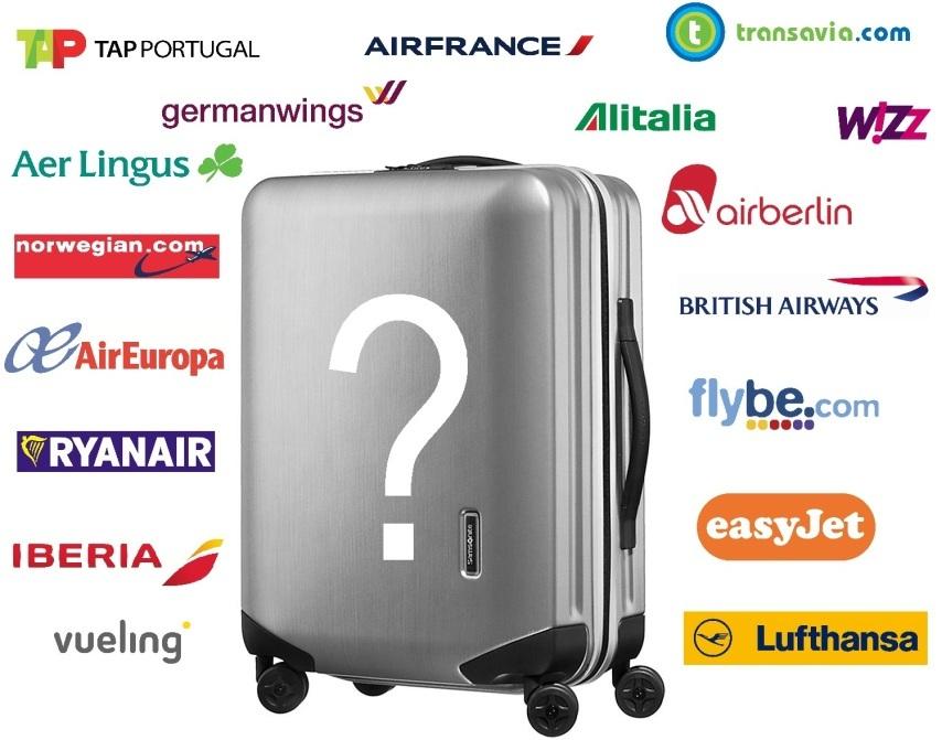 dimensions des valises cabine