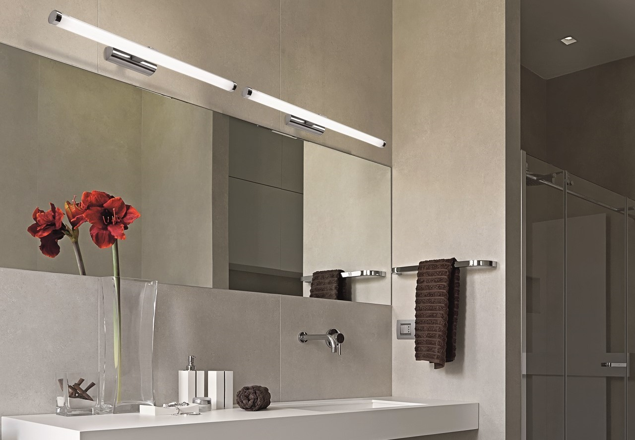 eclairage salle de bain led