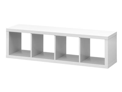 étagère horizontale