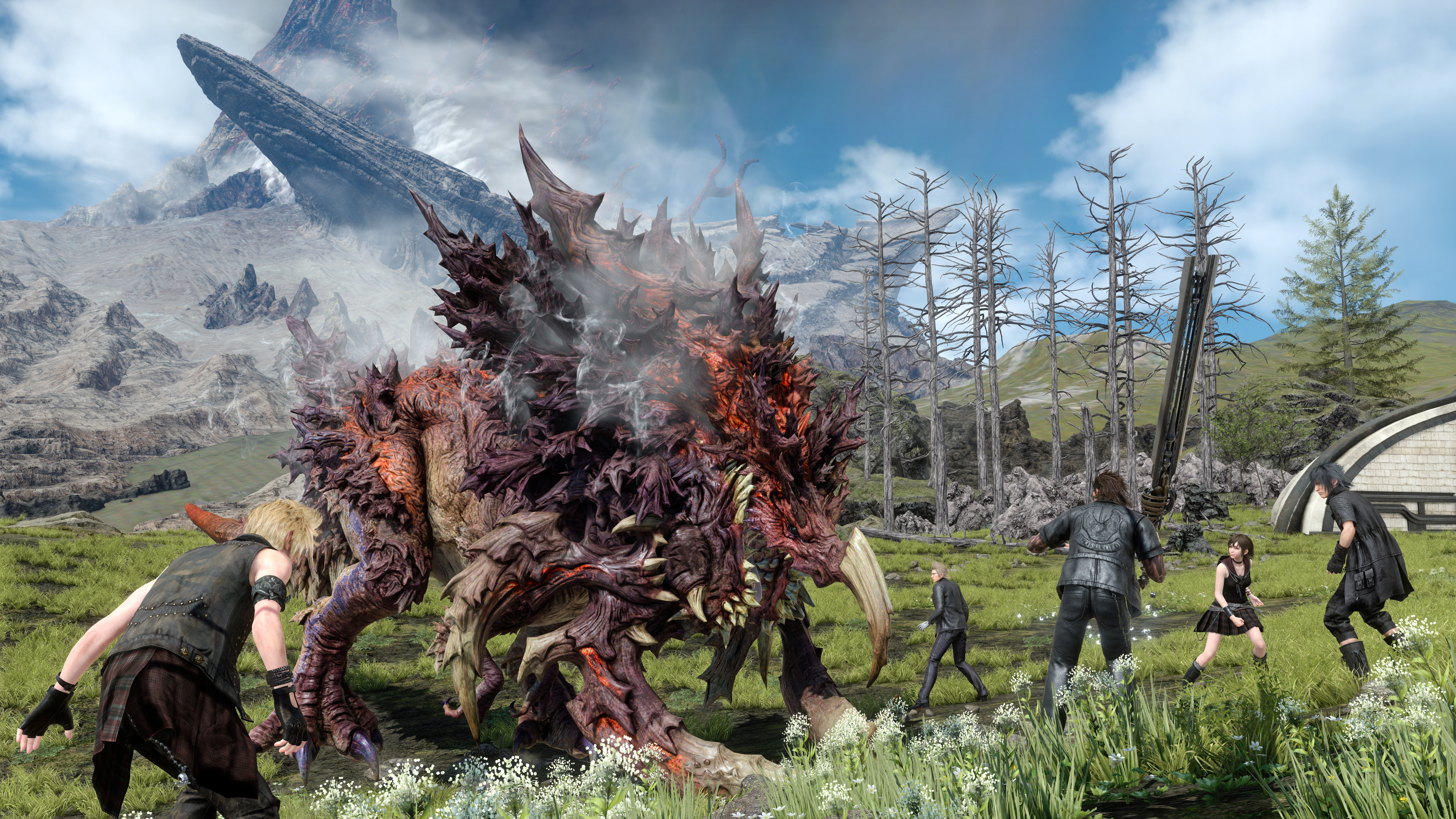final fantasy 15 pc