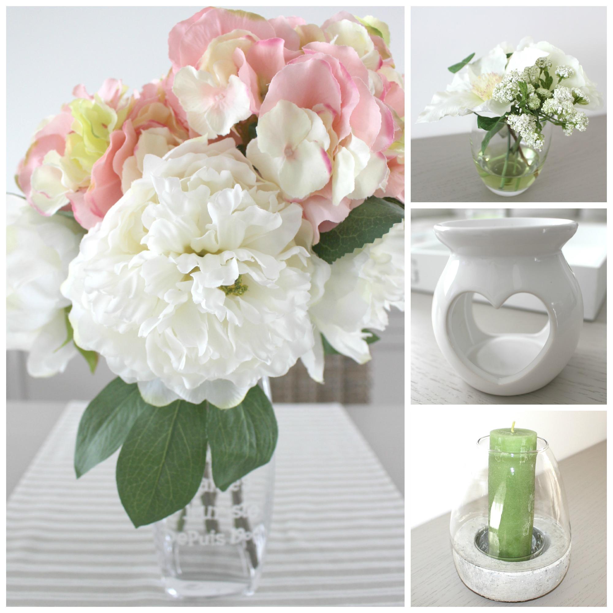 fleurs artificielles casa