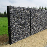 gabion cloture