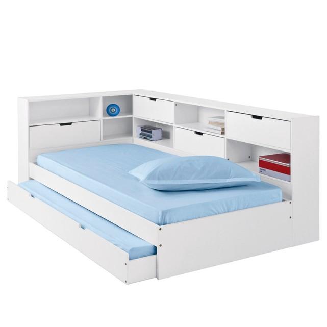 lit avec tiroir de rangement