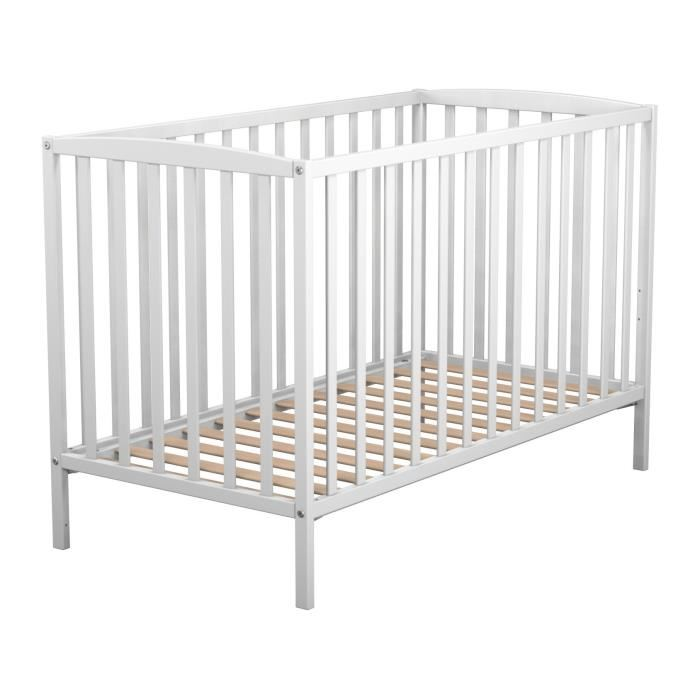 lit barreau bébé