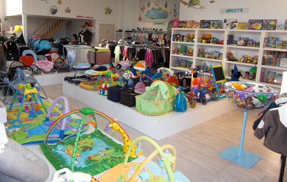 magasin article pour bébé