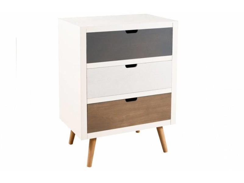 meuble 3 tiroirs