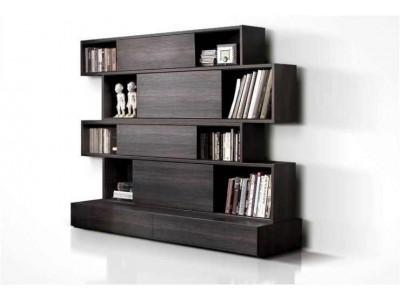 meuble bibliothèque design