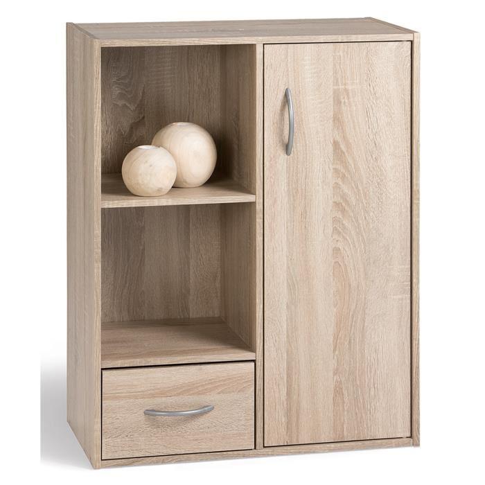 meuble de rangement bois