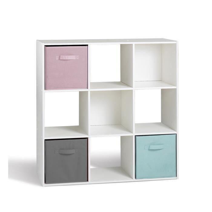 meuble de rangement cube