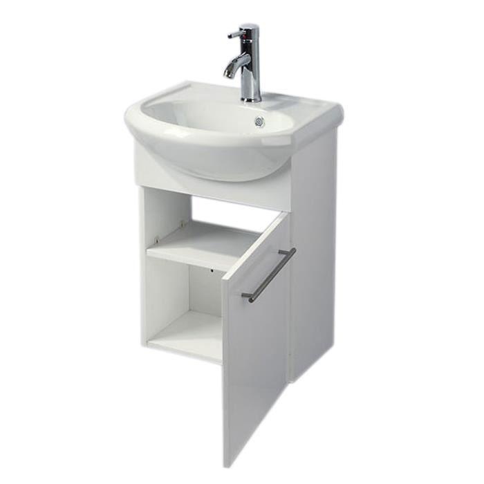 meuble sous lave main