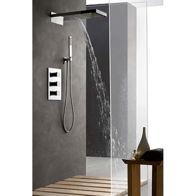 mitigeur de douche encastrable