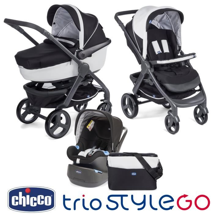 poussette chicco stylego