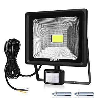 projecteur exterieur avec detecteur de mouvement