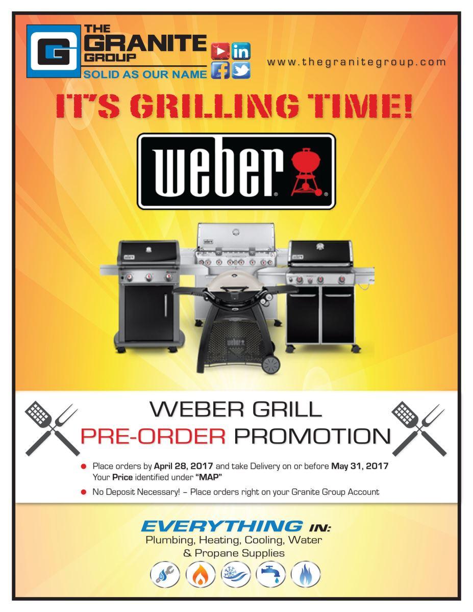 promo weber
