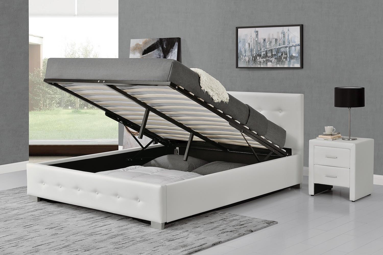 rangement de lit