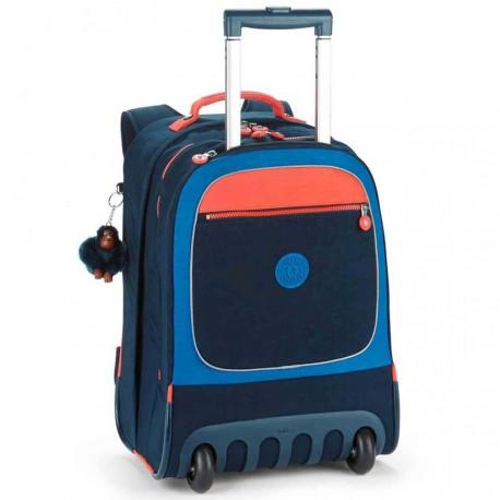 sac à dos à roulettes kipling