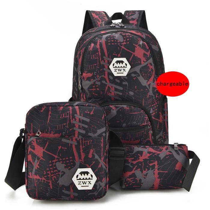sac à dos scolaire soldes