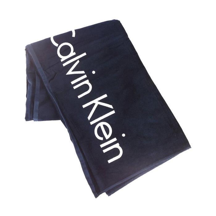 serviette calvin klein