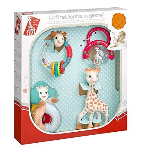 sophie la girafe coffret