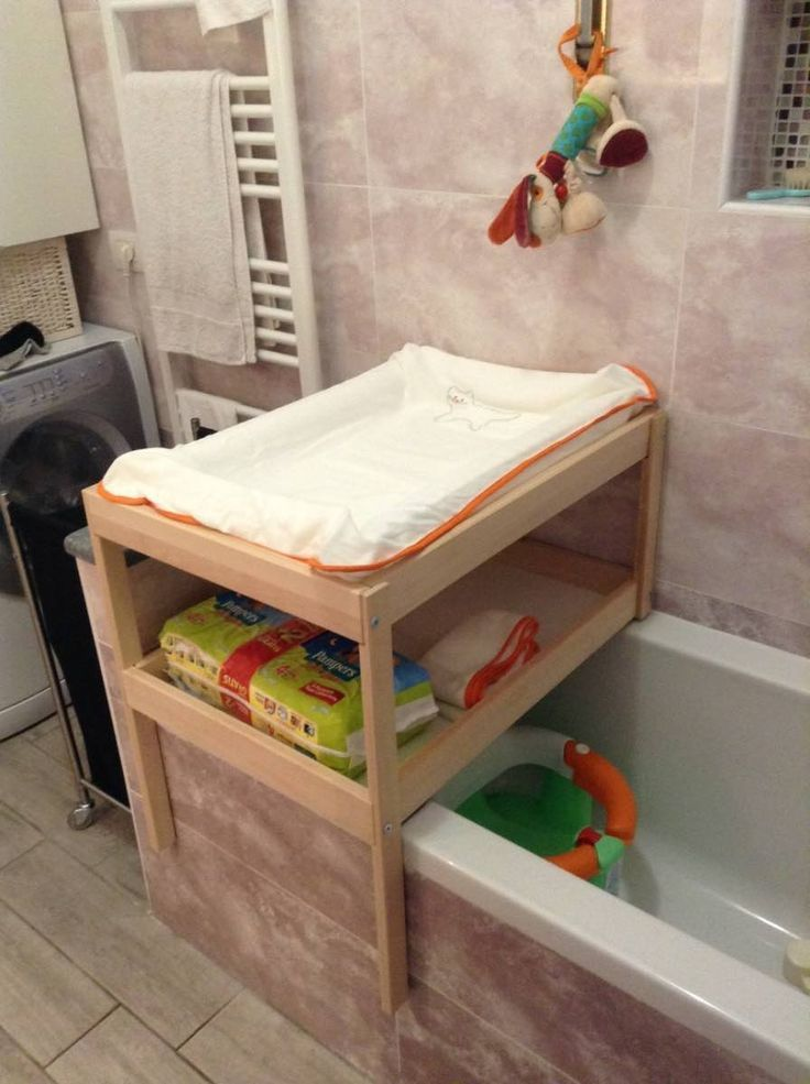table a langer adaptable baignoire